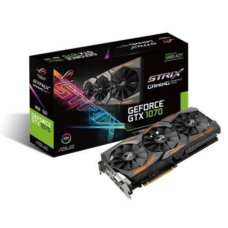Asus ROG Strix 1070 8GB Gaming