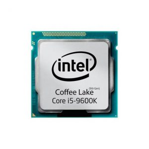 Intel Core i5-9600K Tray