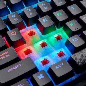 1Mechanical gaming keyboard