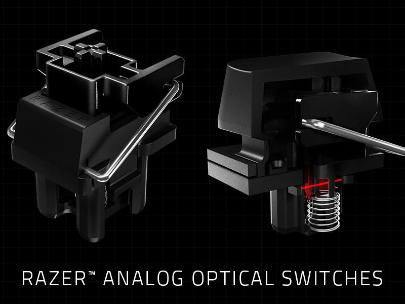 razer optical switches