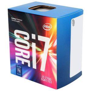 Intel Kaby Lake Core i7-7700